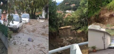 Frana Maratea, Lacorazza sollecita interventi