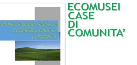 """Pdl """"Ecomusei, case di comunità"""", Lacorazza lo illustra in IV Ccp"""
