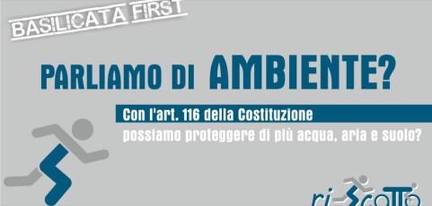 Basilicata Prima | AMBIENTE