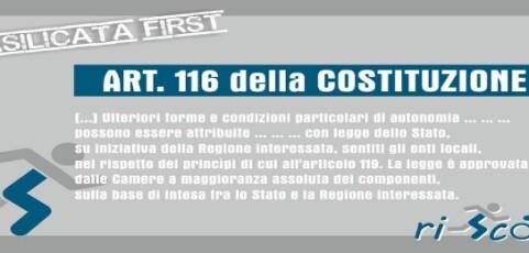 Autonomia regionale, 23/8 conferenza stampa Lacorazza