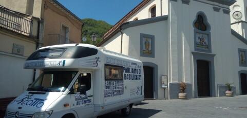 Basilicata Prima – la tappa di San Costantino Albanese