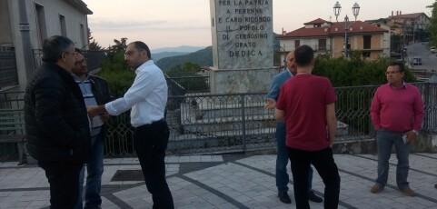 Basilicata Prima – la tappa di Cersosimo