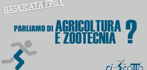 Basilicata Prima | AGRICOLTURA E ZOOTECNIA