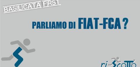 Basilicata Prima | FIAT-FCA