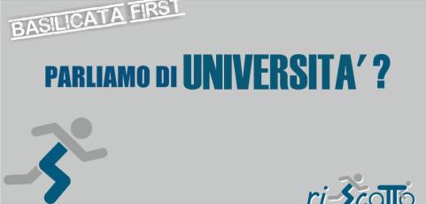 Basilicata Prima | UNIVERSITA'