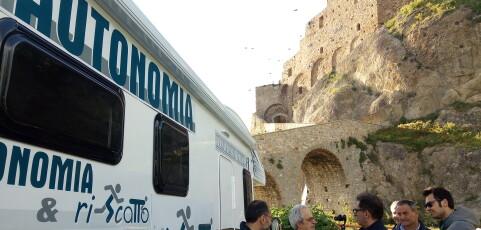 Basilicata Prima – la tappa di Laurenzana