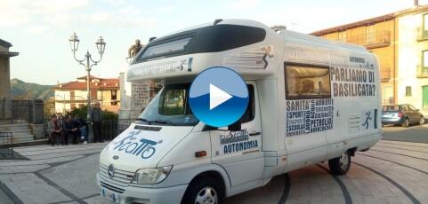 Il tour #BASILICATAPRIMA raccontato nei video di Music and Politix