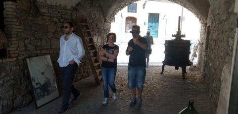 Basilicata Prima – la tappa di Ginestra
